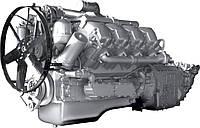 Двигатель ЯМЗ 7511.10