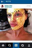 Омолаживающая маска из сусального золота Kaprielle, фото 4