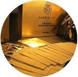 Омолаживающая маска из сусального золота Kaprielle, фото 7