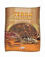 """Lolopets"" TERRA NATURA подстилка лесная кора для террариумов ""М"", 4l."