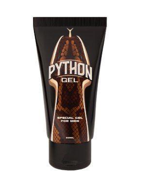 Питон Гель (Python Gel) для увеличения члена