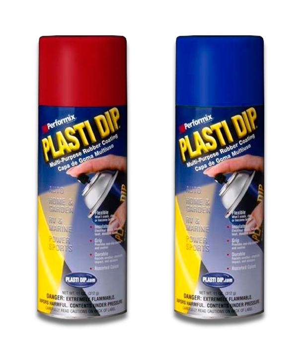 Пластидип (plasti dip, «жидкая резина») – инновационный продукт для защиты литых дисков и для стайлинга автомобиля