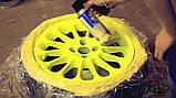 Пластидип (plasti dip, «жидкая резина») – инновационный продукт для защиты литых дисков и для стайлинга автомобиля, фото 2