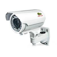 Уличная видеокамера Partizan COD-VF3CS . 1Мп, 1/4″ SOI, 0,5 Lux, f=2.8-12мм, ИК-40м