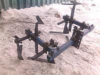 Культиватор для межрядной и сплошной обработки без колес