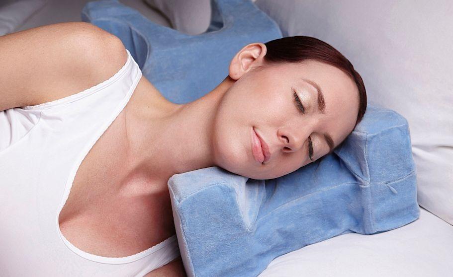 Подушка Anti Age LoliDream избавляет от морщин, пока вы спите