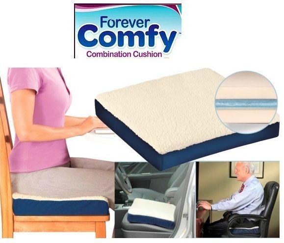 Подушка с эффектом памяти Forever Comfy