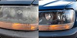 Поліроль для відновлення прозорості фар WowPolisher, фото 5