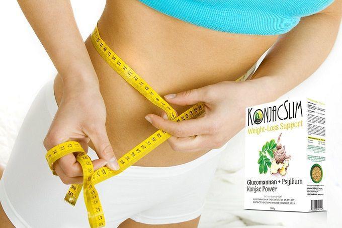 Порошок для похудения Konjac Slim