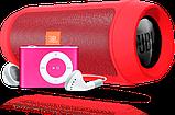 Портативная акустическая система JBL Charge2 и mp3 плеер в подарок, фото 2