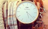 Портмоне Baellery + часы Daniel Wellington и Браслет в подарок, фото 5