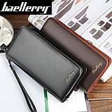 Портмоне Baellery + часы Daniel Wellington и Браслет в подарок, фото 6
