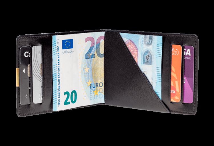 Практичный Бумажник Dun c RFID-защитой