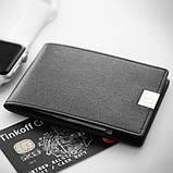 Практичный Бумажник Dun c RFID-защитой, фото 2