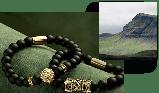Премиальные браслеты из натурального камня Cooperblack Imperiali, фото 3