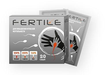 Препарат Fertile для фертильности мужчин