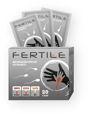 Препарат Fertile от мужского бесплодия