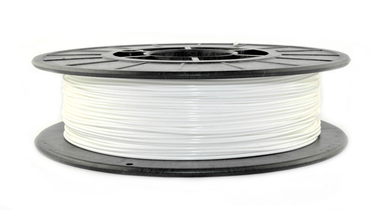 Белый PLA (1.75 мм/0.5 кг)