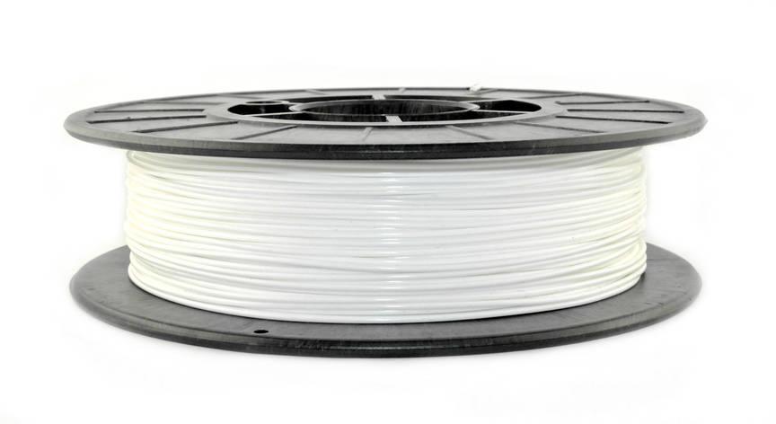 Белый PLA (1.75 мм/0.5 кг), фото 2