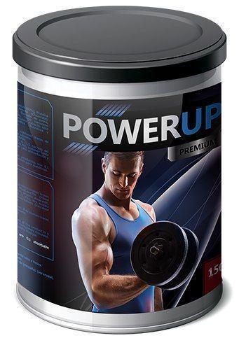 Препарат для наращивания мышечной массы Power Up