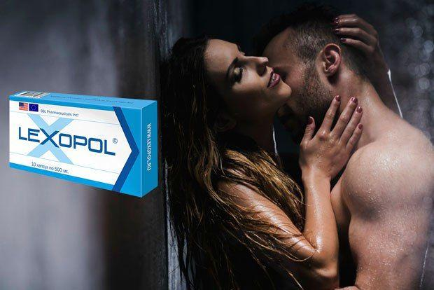 Препарат для потенции Lexopol (Лексопол)