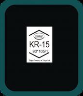 Пластырь радиальный KR-15 (90х105 мм) Simval