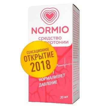 Препарат Нормио от гипертонии