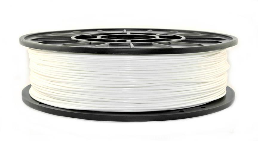 Белый PLA (1.75 мм/0.75 кг), фото 2