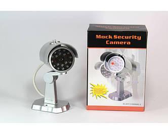Камера-муляж PT-1900 Camera Dummy, видеокамера обманка, фото 2