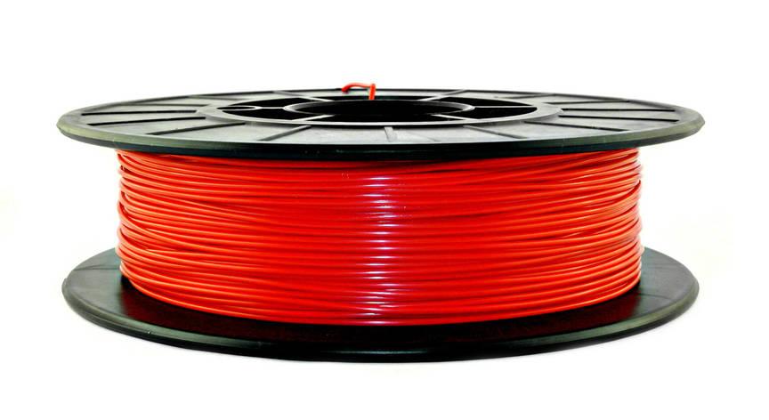 Красный PLA (1.75 мм/0.5 кг), фото 2