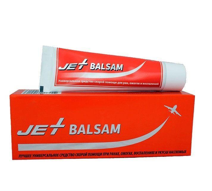 Природный восстановитель кожи Jetbalsam