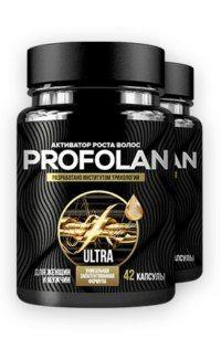 Профолан — активатор роста волос