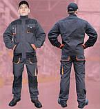 Рабочий костюм Euro Pro-Tek, фото 2