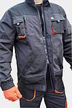 Рабочий костюм Euro Pro-Tek, фото 3