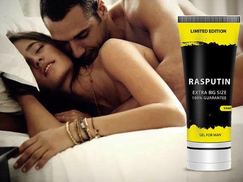 Распутин (Rasputin) крем-гель для увеличения члена