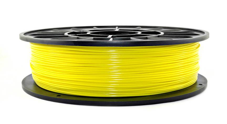 Желтый PLA (1.75 мм/0.75 кг), фото 2