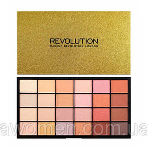 Тени для глаз Makeup Revolution Life on the Dance Floor Eyeshadow Palette