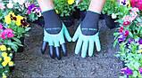 Садовая перчатка Garden Genie Gloves + Шланг X-Hose, фото 7