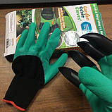 Садовая перчатка Garden Genie Gloves + Шланг X-Hose, фото 8