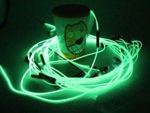 Світяться навушники Glow