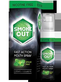 Смок Аут (Smoke Out) спрей от курения