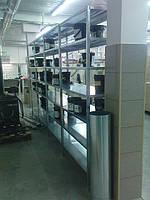 Стеллажи металлические АП, с нагрузкой на полку до 150 кг, более 50 комплектаций