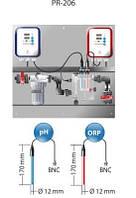 Станция дозирования PR-206 Idegis  Интегрированные панели управления контрольная панель уровня pH/ ORP (мВ)