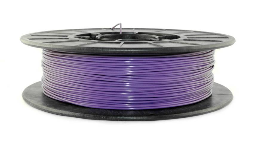 Нить PLA (ПЛА) пластик для 3D печати, Фиолетовый (1.75 мм/0.5 кг), фото 2