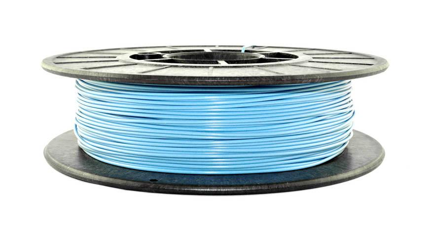 Небесно-голубой PLA (1.75 мм/0.5 кг), фото 2