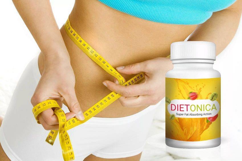 Средство для похудения - Диетоника (Dietonica)