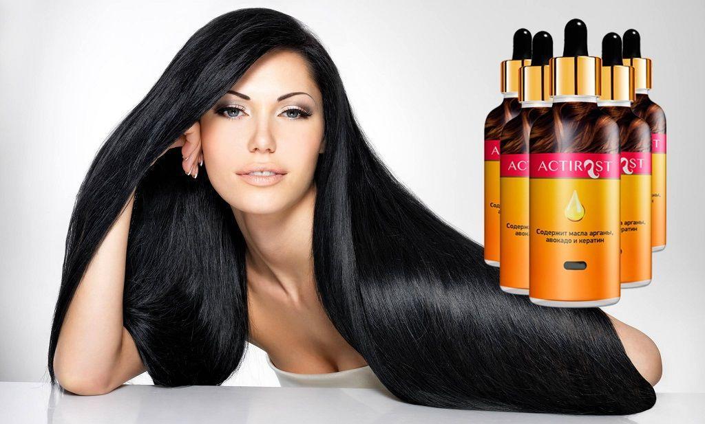 Средство для роста волос ActiRost (АктиРост)