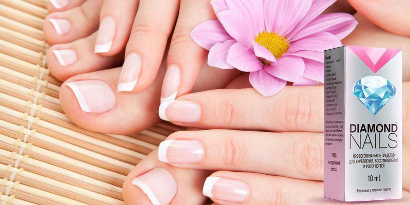 Средство для укрепления ногтей Diamond Nails