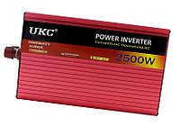 Инвертор 12V 2500W UKC AC / DC AR Technology DV
