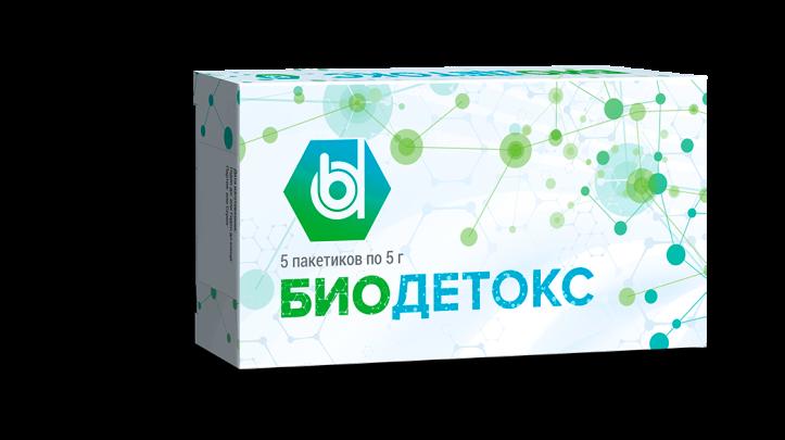 Средство от грибка Биодетокс